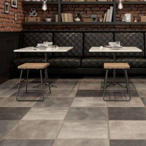 Suelo Laminado FAUS Industry Tiles Oxido Gres S180260
