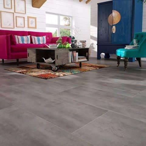 Suelo Laminado FAUS Industry Tiles Óxido Cendre 600 S178267