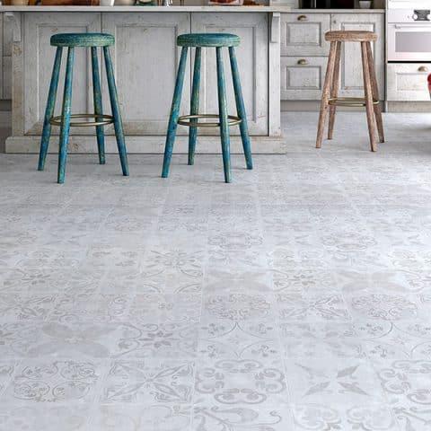 Suelo Laminado FAUS Retro Traditional Tile S172616