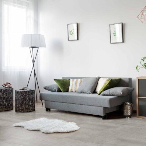 Suelo Vinílico V-LINE Living Plus HD Brushed Light 525