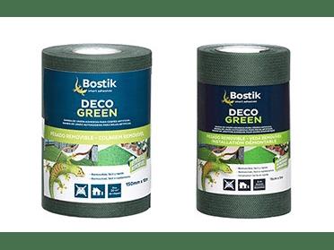 Banda de unión adhesiva Bostik Deco Green especial césped 5ml
