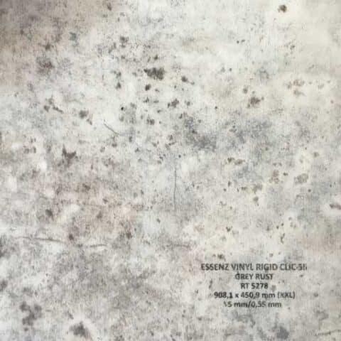 Suelo Vinílico ESSENZ Vinyl Grey Rust RT5278