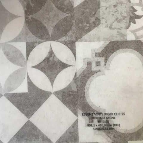 Suelo Vinílico ESSENZ Vinyl Heritage Stone RT5605