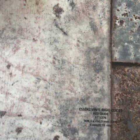 Suelo Vinílico ESSENZ Vinyl Red Oxide RT5276