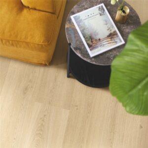 Suelo Vinílico Quick Step Alpha Vinyl Medium Planks Botánico Beige AVMP40236
